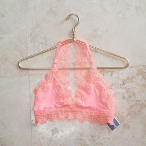 3 for $20/NWT Aerie pink bralette
